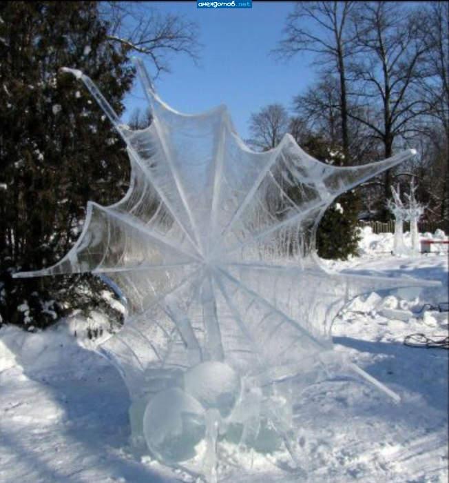 Как сделать взрывчатку из льда
