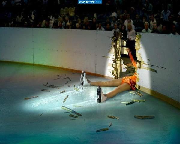хоккей фото приколы