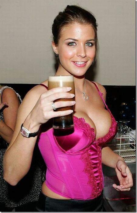 пиво и сиськи