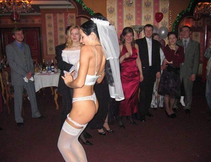 Свадьба с проститутками