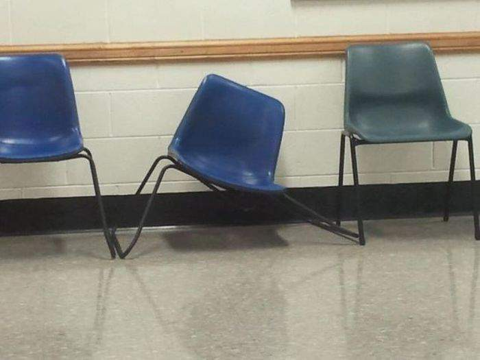 הכיסא הכי גמיש בעולם