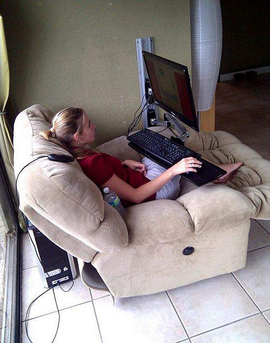 עכשיו באמת לא צריך לצאת מהכורסא